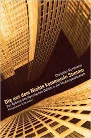Kortmann_Die Stimme _Sachbuch